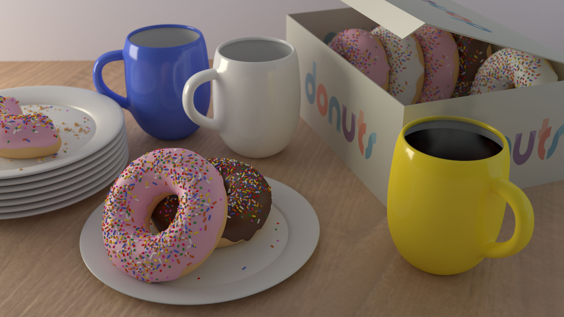 Donut Tutorial